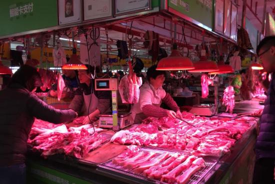 又降了!济宁城区猪肉价格连续11周出现下跌