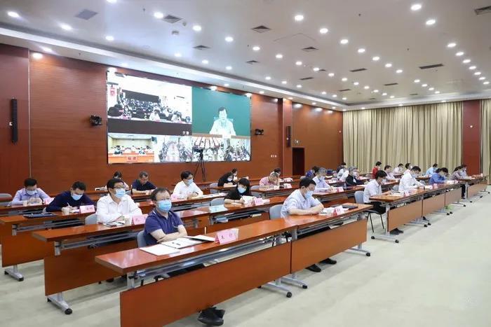 农业农村部、银保监会在京召开视频会议