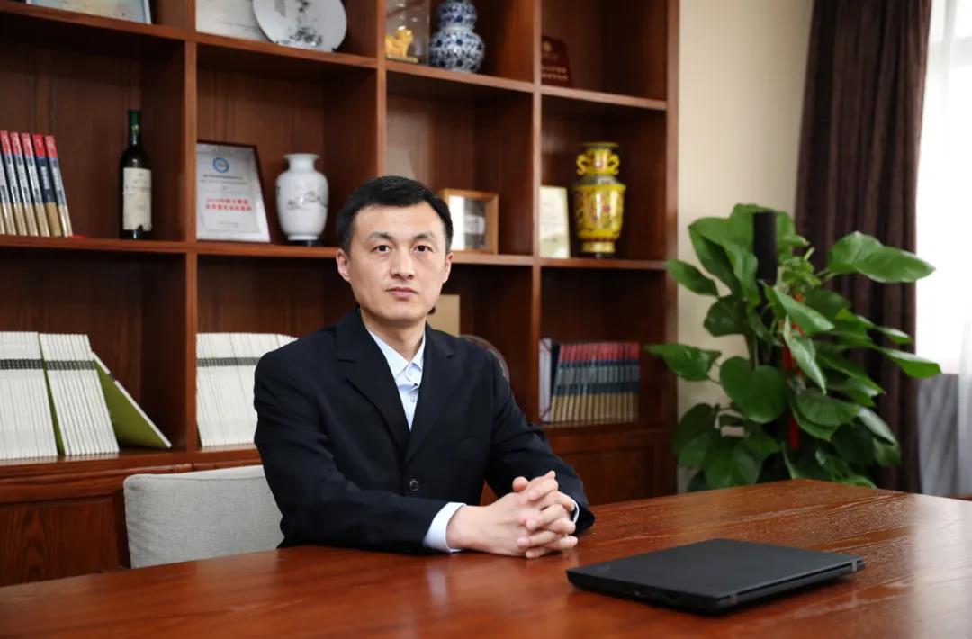 农信互联副总裁李天平
