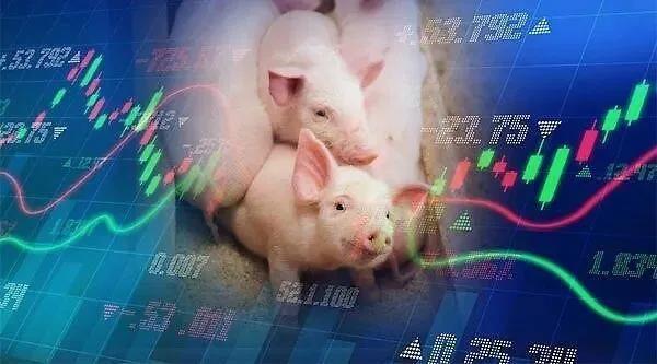 """增速高达131%!3月以来""""猪养殖""""企业增加1.8万家 ,力量不容小觑"""