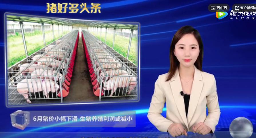 5月自繁自养盈利1500元/头左右,屠宰量下降64%,6月猪价还要跌?
