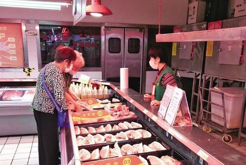 陕西:猪肉市场价格回落 市场需求总体平稳