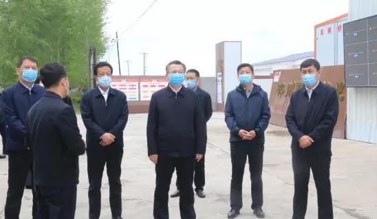 黑龙江省各级领导高度关心双胞胎集团生猪产业发展