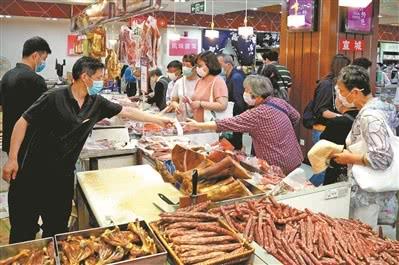 5月猪肉批发价下降到40元/公斤左右 温氏等猪企收入下滑逾五成