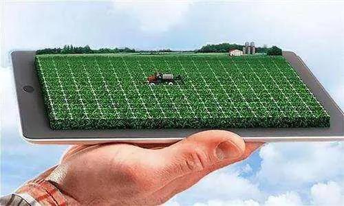 智慧农业的未来与中国农业的机遇!