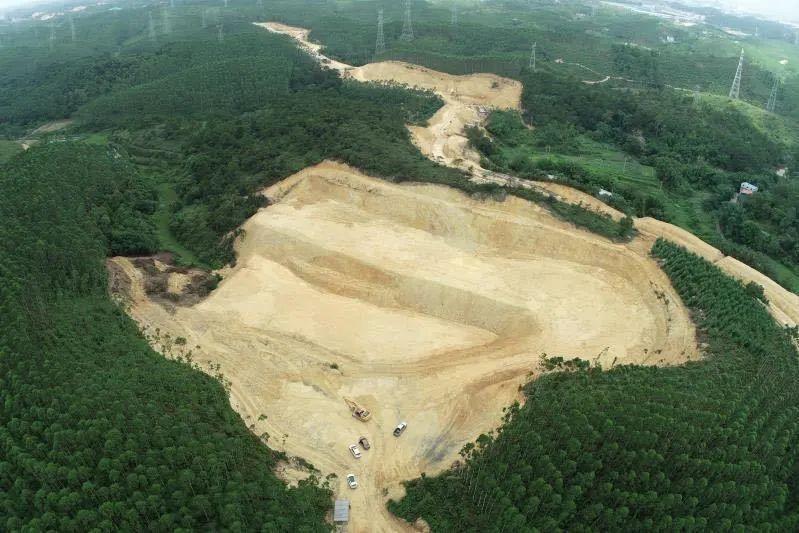 林地被薅秃了!为建养猪场,非法占用40.19亩,毁坏严重!