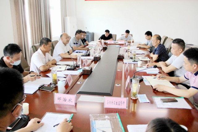 """湖北阳新:我县召开违法违规调运生猪""""百日专项打击行动"""" 协调会"""