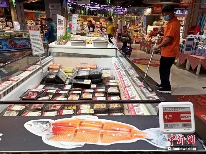 中国考虑暂停进口肉类、海鲜?商务部回应:源头管控
