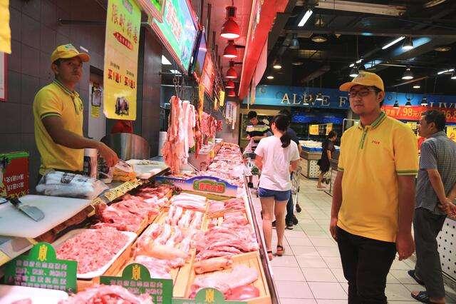 连跌三月后猪肉价格反弹 批发商:高价不会持续太久