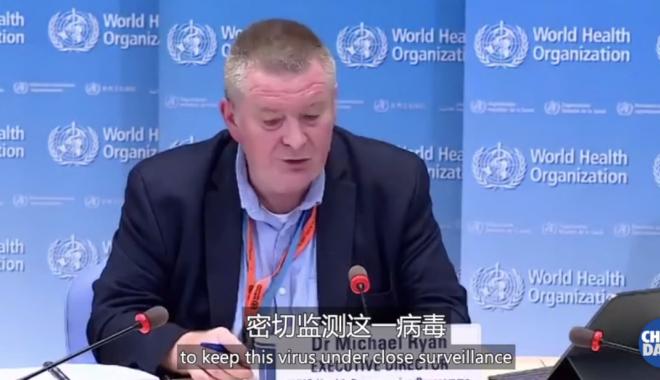 世卫组织强调在中国出现的猪流感不是新病毒