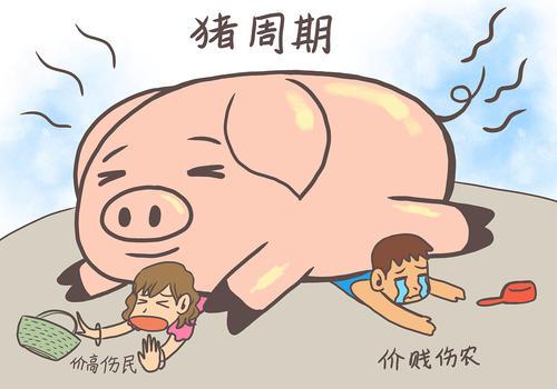 """""""猪周期""""见顶回落 下半年CPI涨幅有望继续收窄"""