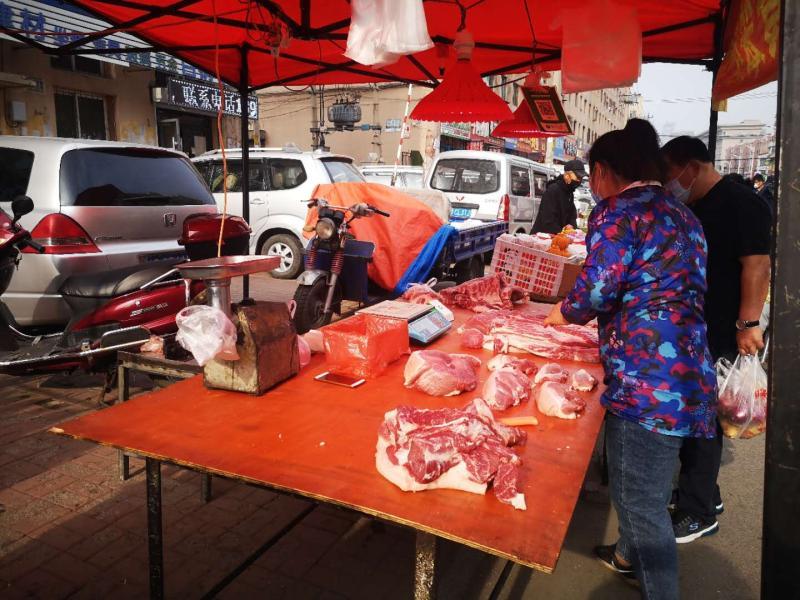 猪肉价格持续上涨 节后单价直逼30元