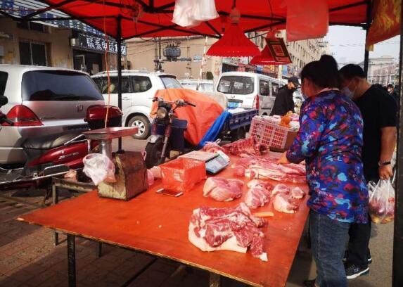 吉林:猪肉价格持续上涨,节后单价直逼30元!