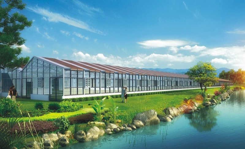 现代农业产业园:泰兴签约开工15个农业项目!