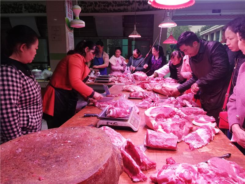 7月12日全国各地区猪肉价格报价表,白条价格继续高企,多地价格达50元/公斤!