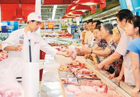 湖北:稳定汛期猪肉价格,武汉将投放2000吨储备肉!
