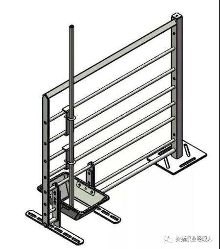 水位控制器大栏安装方式