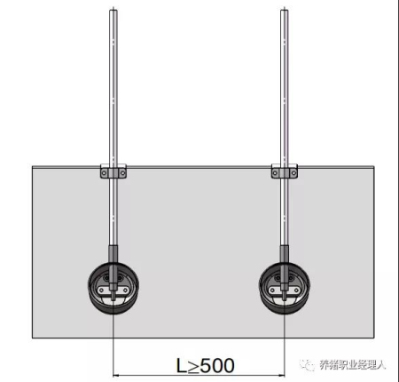 饮水器安装距离规定尺寸
