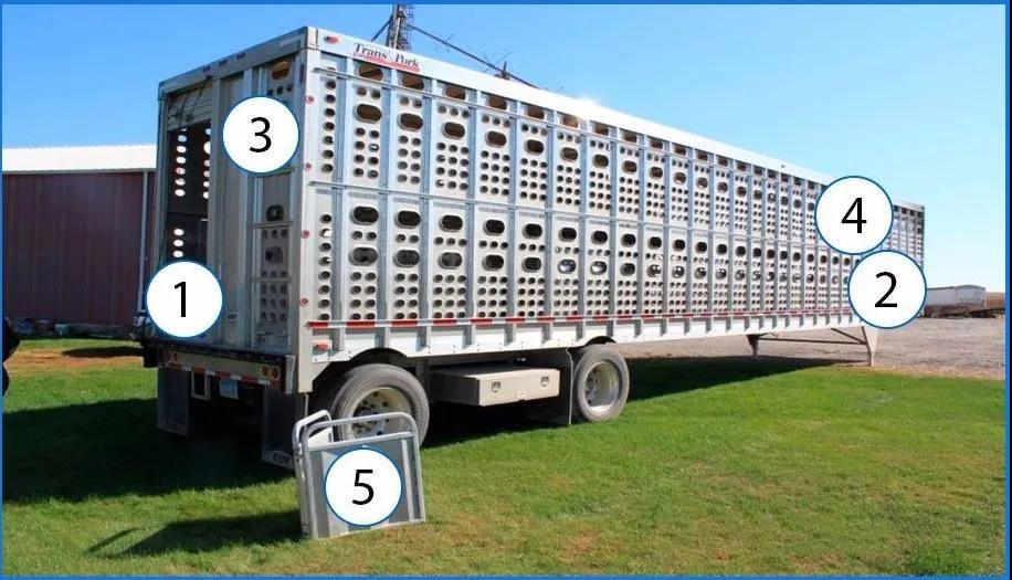 卡车洗消评估:微生物学验证和三磷酸腺苷检测