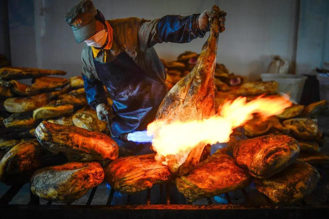 以火腿出名的养猪大市,不能没有安全猪精!