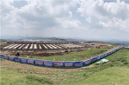 从毕节市越秀集团100万头生猪养殖项目落地看贵州营商环境