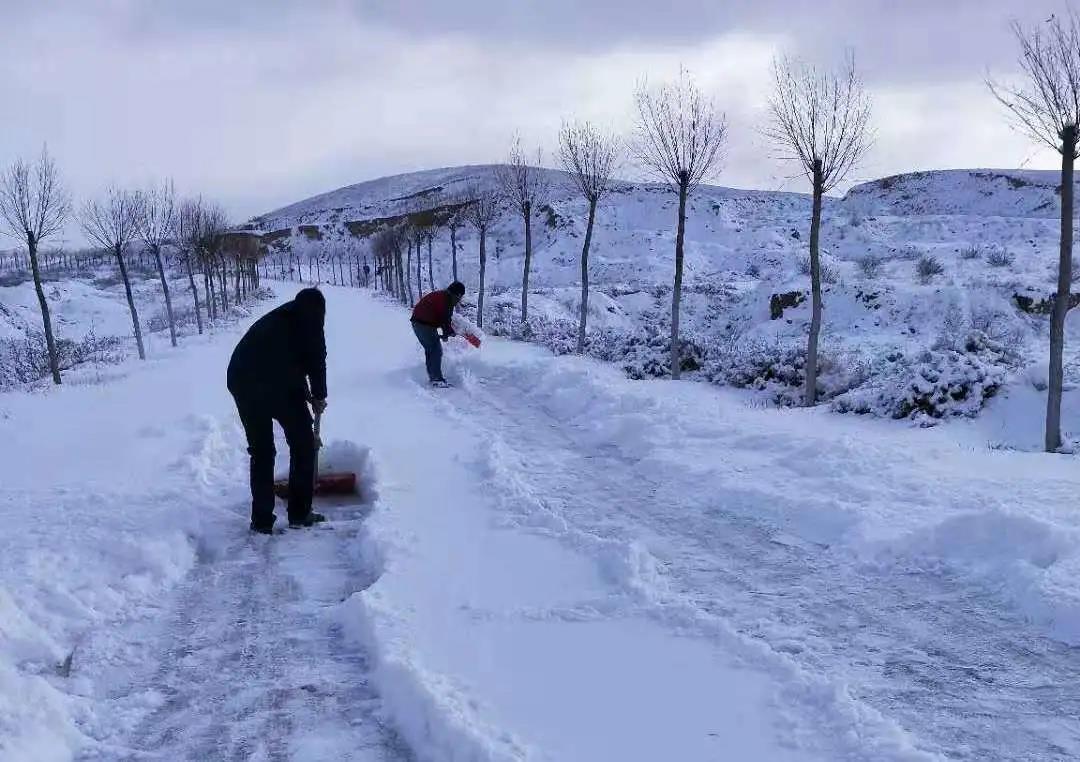 防非有道 北方战士:战风雪护家园