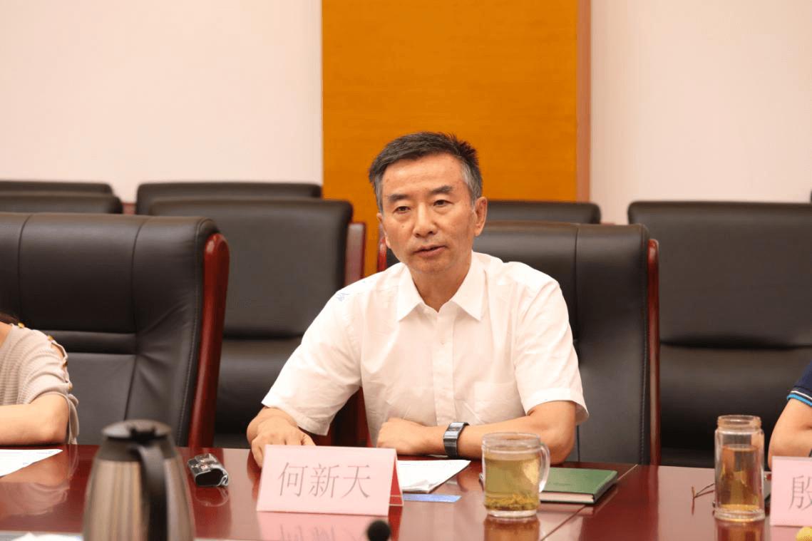 中国畜牧业协会秘书长何新天先生