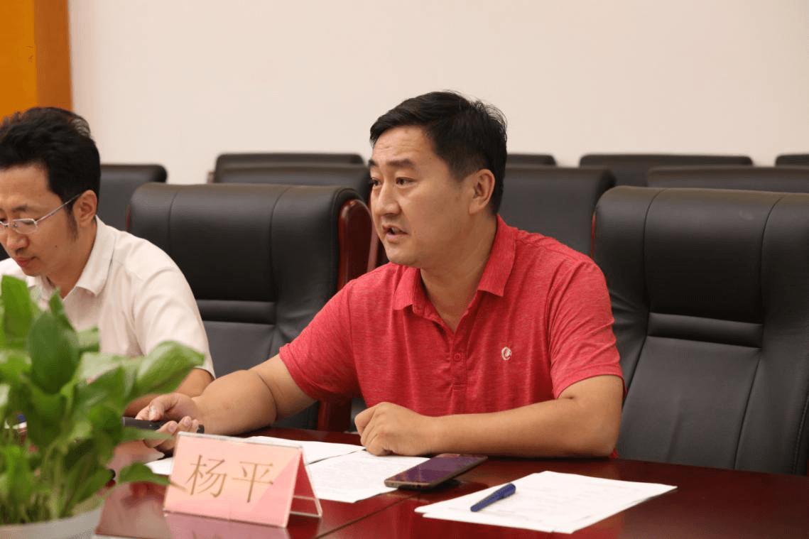 中国畜牧业协会会展部主任杨平先生