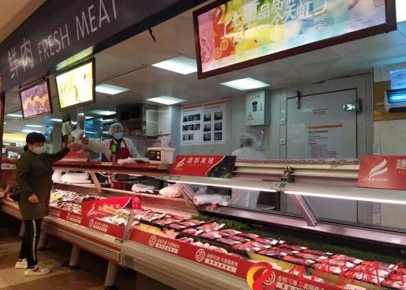 """湖南:株洲猪肉价格依然处在""""20元时代"""",下半年还会涨吗?"""