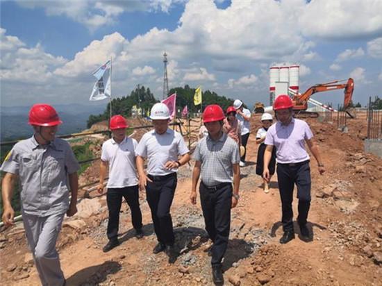 国家统计局达州调查队深入开江县生猪生产发展情况进行了实地调研!
