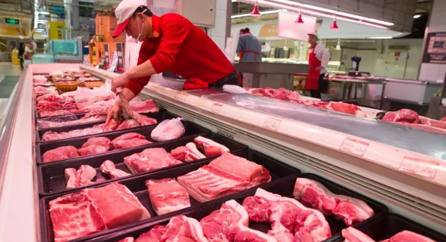 发改委:8月以来中央冻猪肉储备投放累计成交近3万吨