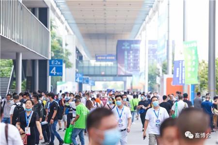 共聚行业盛会 共促融合发展 第十八届(2020)中国畜牧业博览会暨2020中国国际畜牧业博览会今日在长沙隆重举办