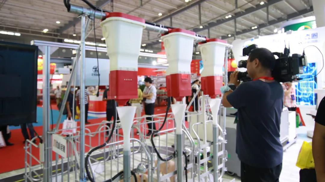 中国畜牧展:智慧养殖产业生态圈携手圈内企业强势参展!