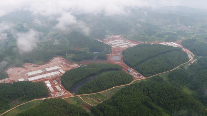 投资1000万元建设生猪养殖场 临安施秉携手孕育致富新希望