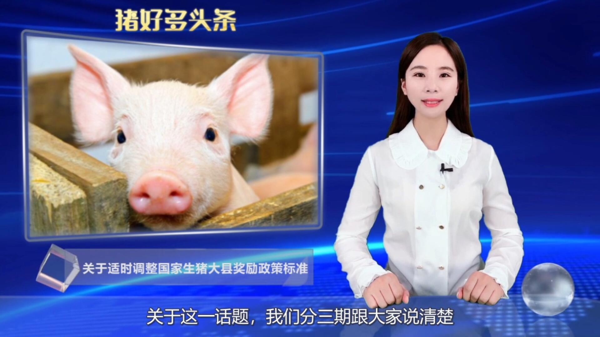 为促进生猪稳产保供,国家出台生猪大县奖励政策,参考哪些因素?