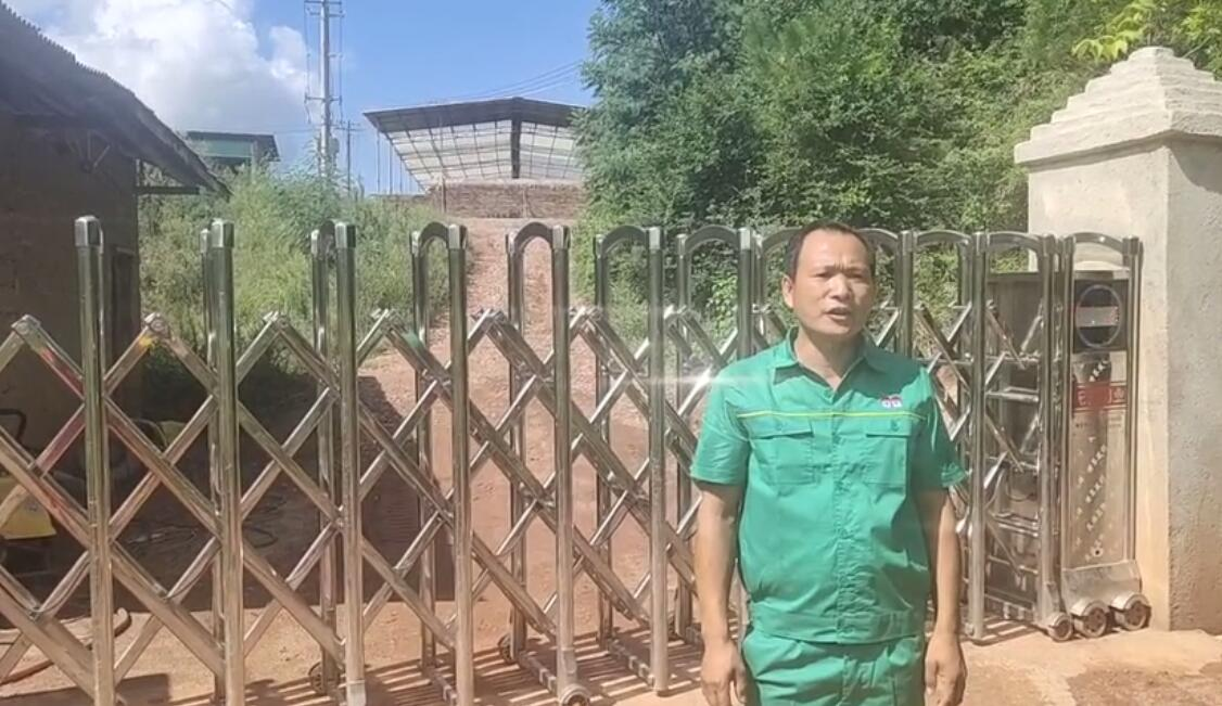 """江西信丰养猪户曾明贵:在""""公司+农户""""模式下,实现年收入百万!"""