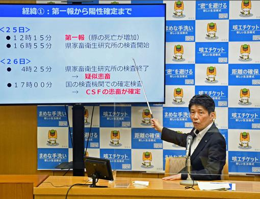 日本养猪大县爆发猪瘟 5400头猪将被扑杀
