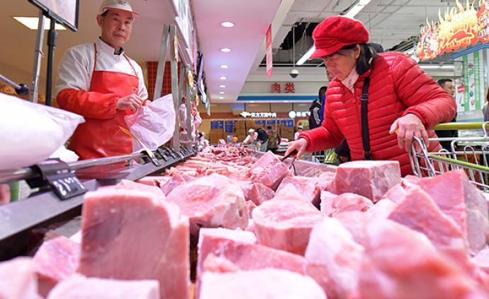 美国一年对华出口66万吨猪肉!中国推新目标:力争保持95%自给率
