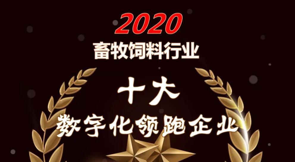 2020畜牧饲料行业四大奖项评选方案