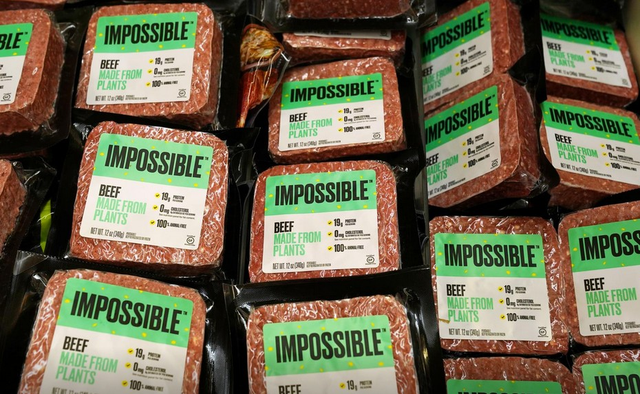 人造肉两大巨头齐聚中国 肉制品市场或将面临变革 猪肉价格还会暴涨吗?