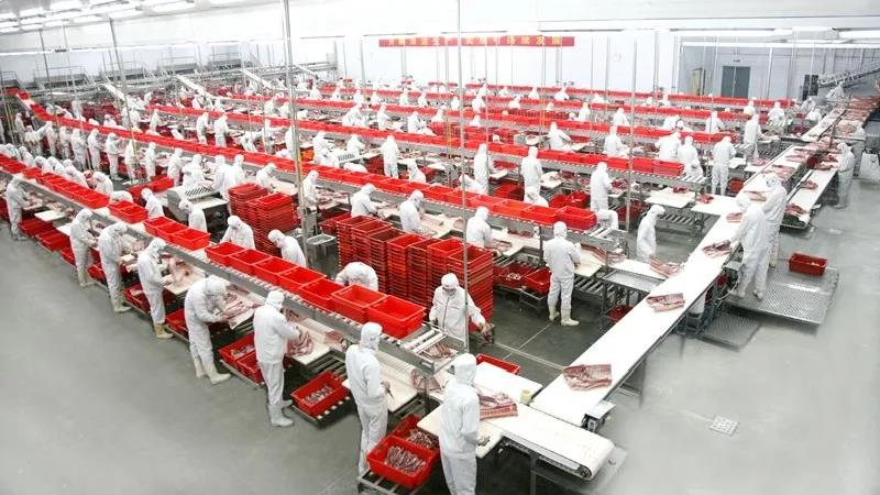 双汇三季度加大冻品出库 进口肉销量实现翻倍增长