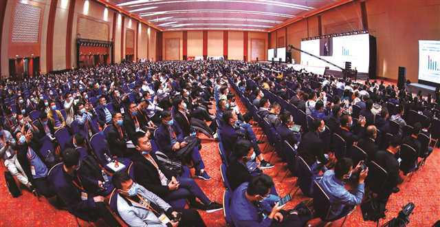 《重庆日报》报道李曼大会:全球性行业盛会落户山城