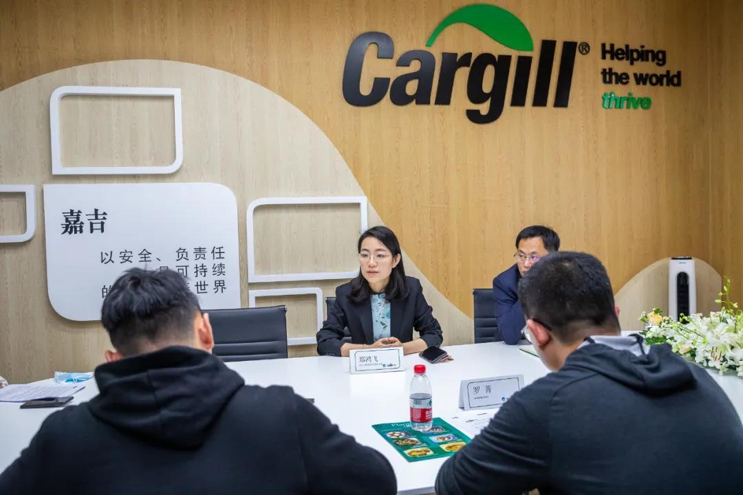 嘉吉助力中国食品和农业可持续发展,打造更健康的未来