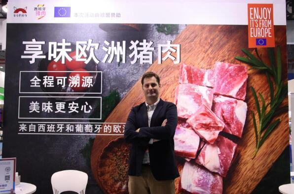 今年中国自欧洲进口猪肉翻倍,听听西班牙、法国猪肉联盟咋说