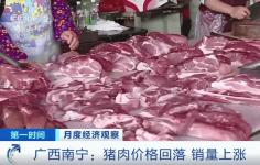 降降降!全国生猪供给恢复明显,预计肉价波浪式下跌