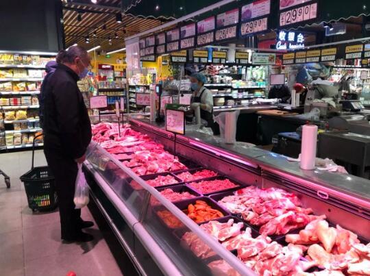 山东济宁:24元/斤,年底生猪集中出栏,猪肉价格下降明显
