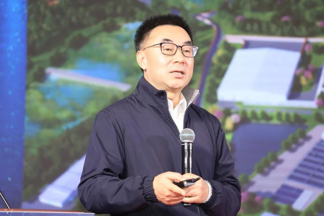 关于楼房养猪,天兆猪业在中国猪业发展大会上的分享
