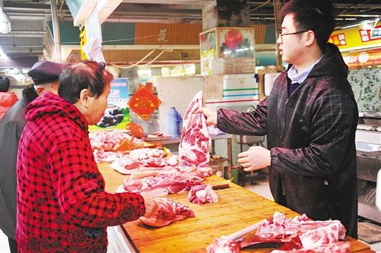 贵州:连涨23个月后 贵阳猪肉价格首次转降!