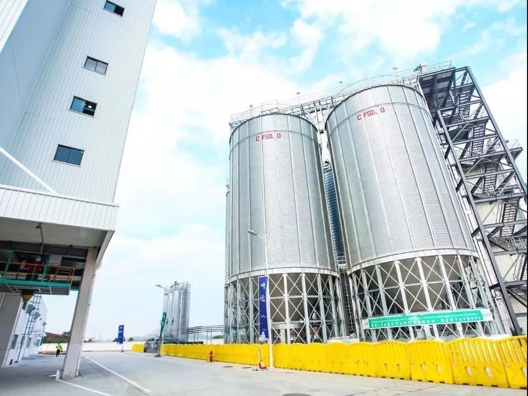 嘉吉动物营养江西宜春工厂正式投产