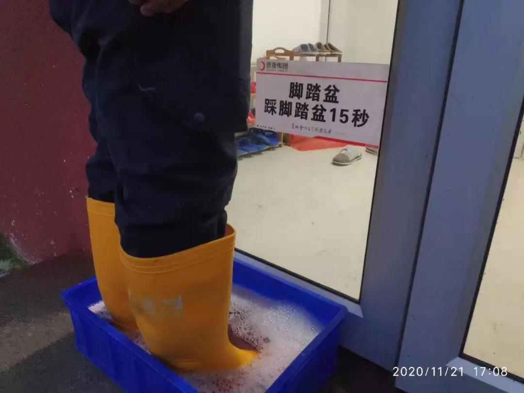一线见闻泗洪德康:小标签撑起大管理